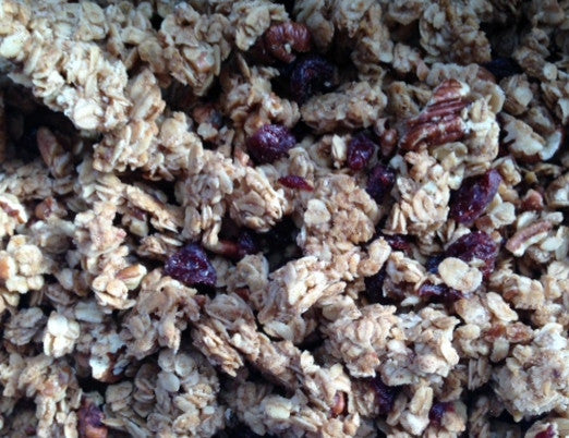 Kimberly's Blend: Ginger Granola with Pecans & Cherries