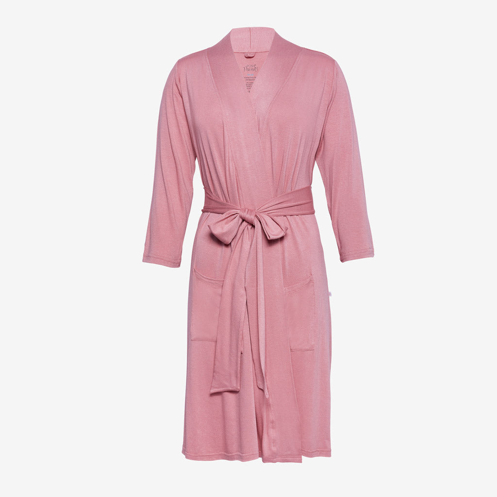 Mommy Robe - Dusty Rose