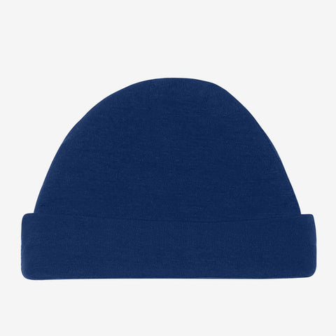 Infant Beanie - Sailor Blue
