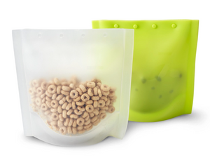 Silicone Snack Bag