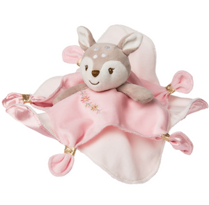 Itsy Glitzy Fawn Character Blanket