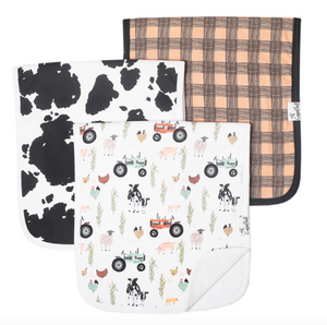 Jo Burp Cloth Set