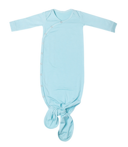 Sonny Newborn Knotted Gown