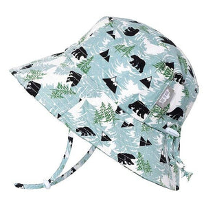 Bear Cotton Bucket Hat