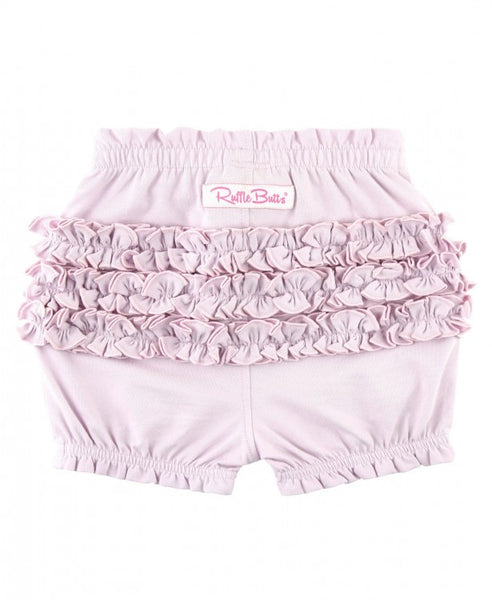 Soft Lilac Bubble Shorts