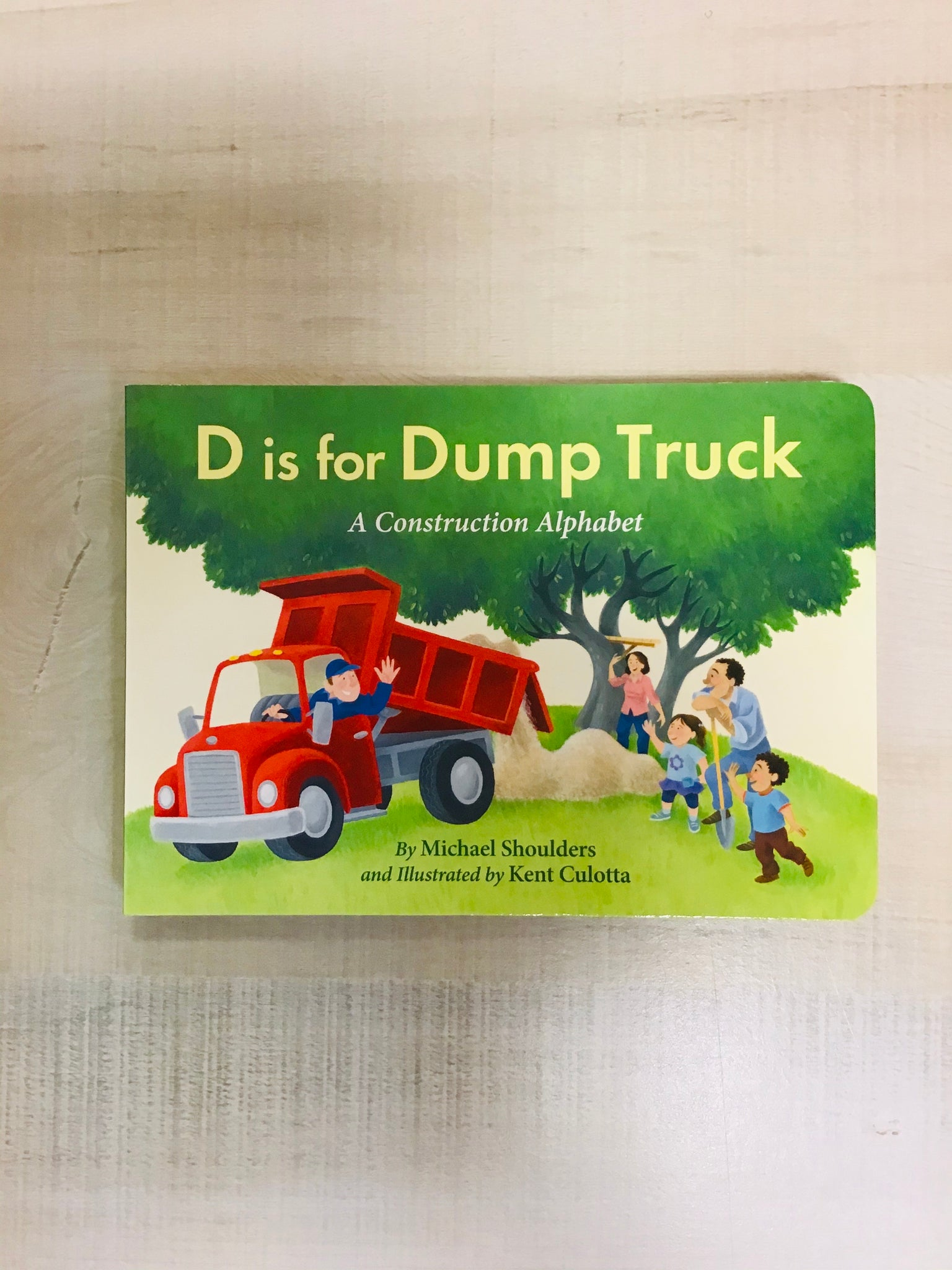D is for Dumptruck