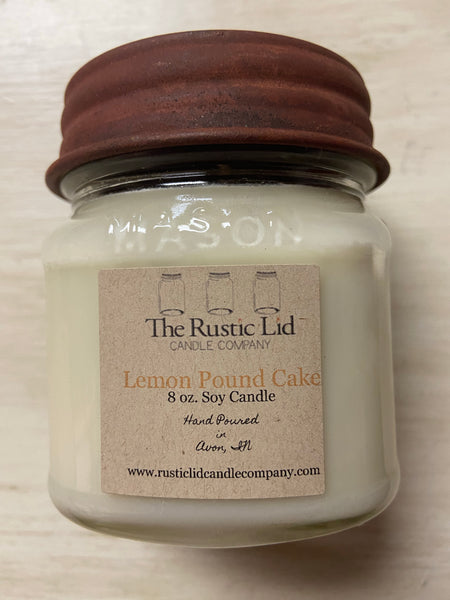 The Rusted Lid Candle Company