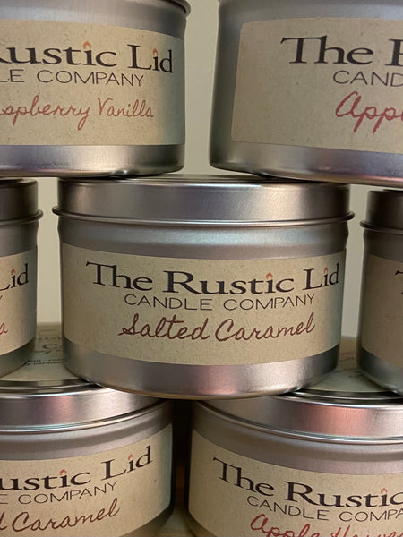 The Rustic Lid Candle Company