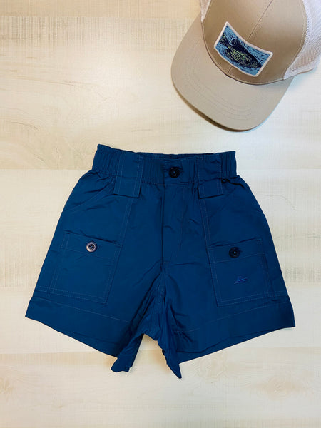 Navy Reef Shorts