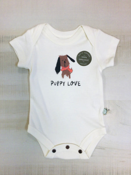 Puppy Love Graphic Bodysuit
