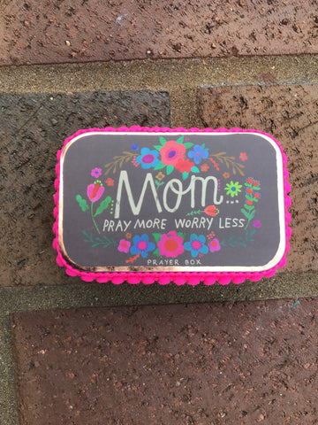 Mom Prayer Box