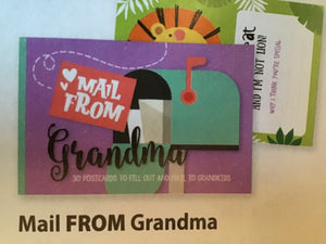 Mail from Grandma