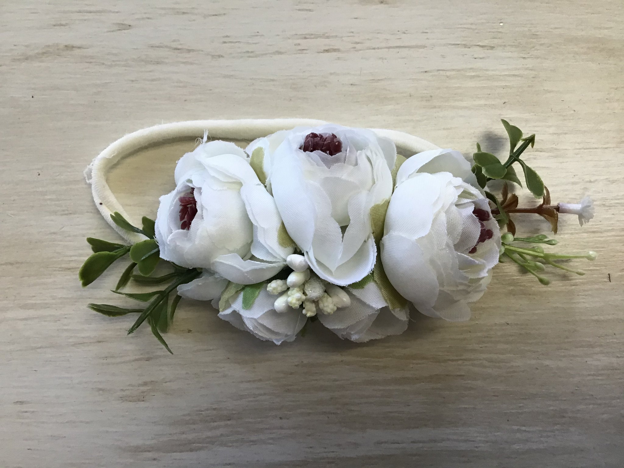 Floral Stretch Headband