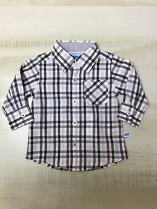 Kingsley Plaid Button Down Shirt
