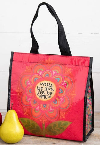 Insulated Lunch Bag - You Be You
