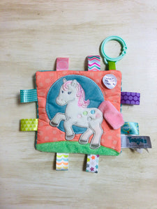 Painted Pony Crinkle Taggie