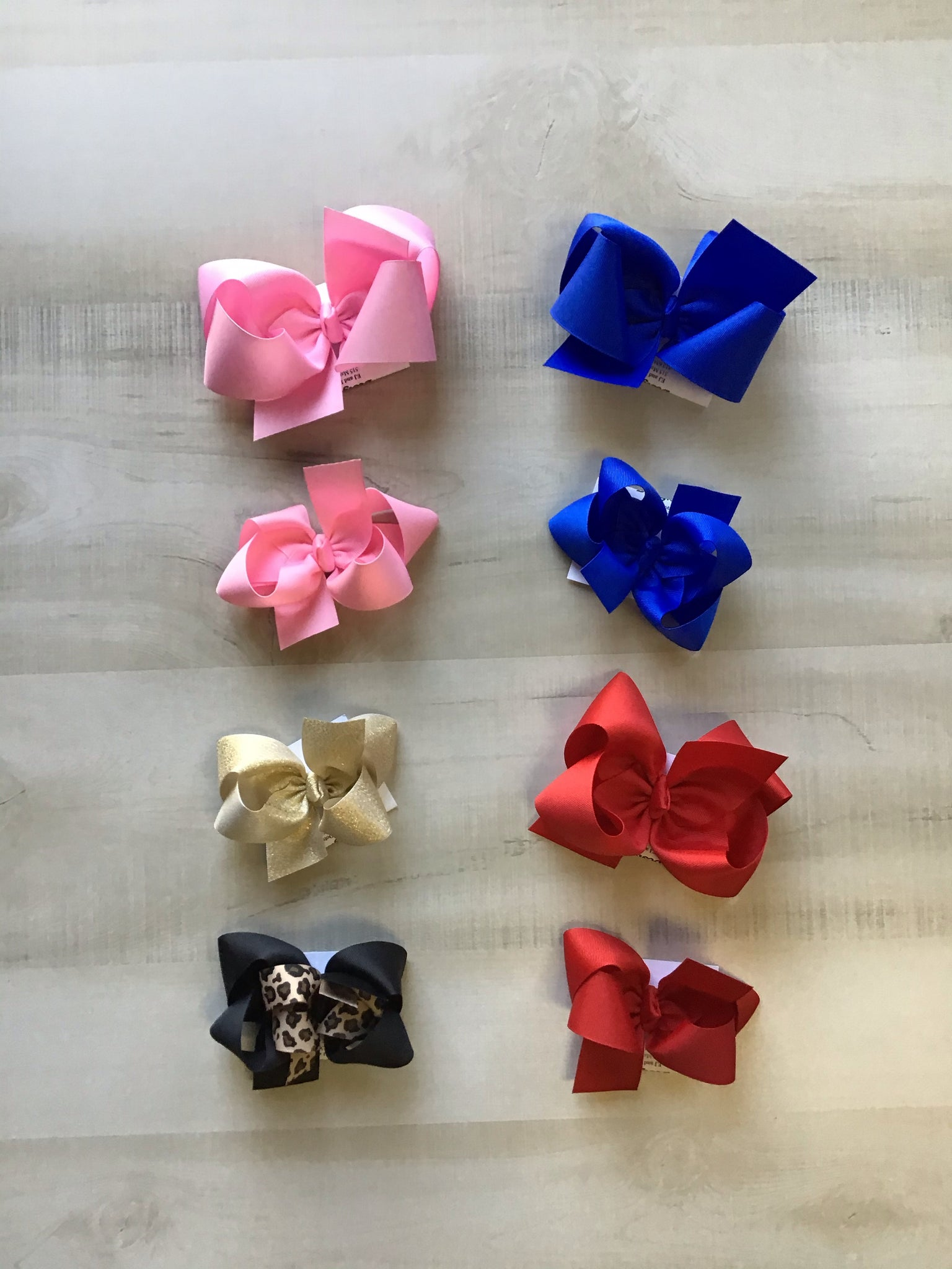 Hairbows by ABC Design
