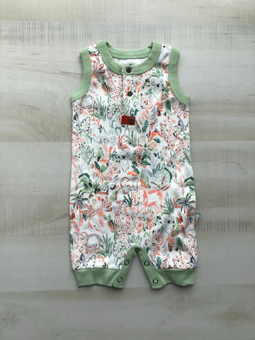 Animal Kingdom Tank Romper