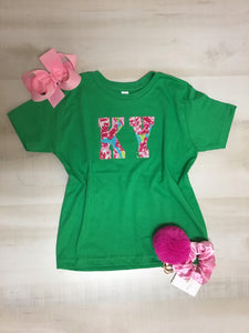 Lilly Grass Tees