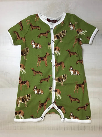 Green Dog Shortall