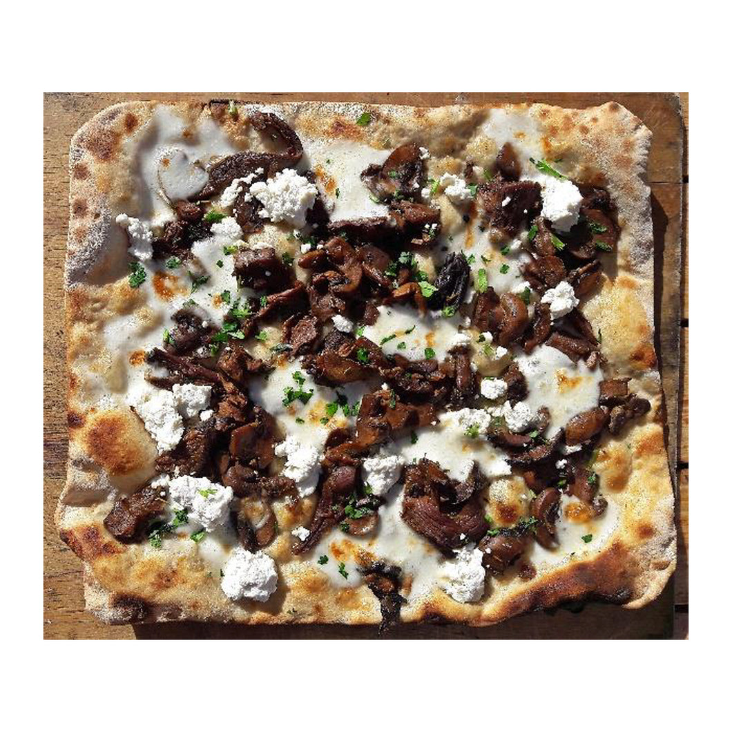Funghi Feast Pizza