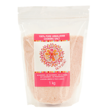 Load image into Gallery viewer, Himalayan Crystal Salt Pouch 1kg
