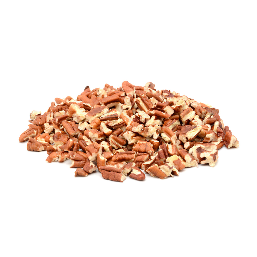 Pecan Nut Pieces - Certified Organic