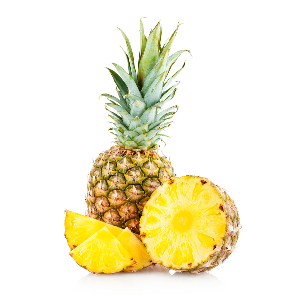 Pineapple - size dependent on availability