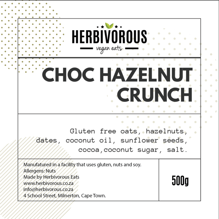 Granola Chocolate Crunch 500g