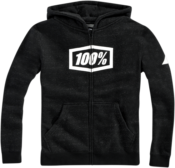 100% Youth Zip Hoodie - hardcoremx.com