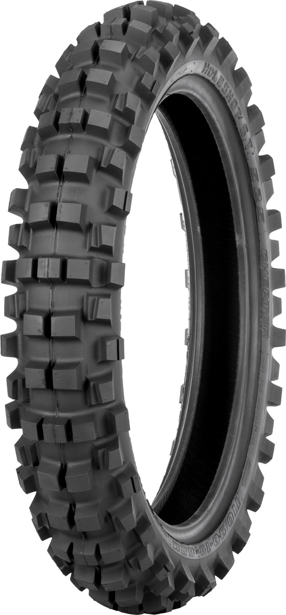 Shinko 525 Hybrid Cheater Tire - hardcoremx.com