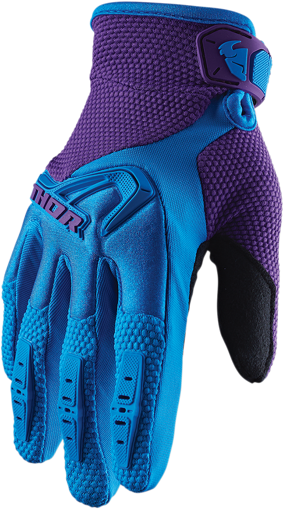 THOR Women's Spectrum Gloves - hardcoremx.com