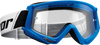 THOR Youth Combat Goggles — Solid - hardcoremx.com