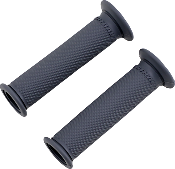 Renthal Single-Compound Road Race Grips - hardcoremx.com