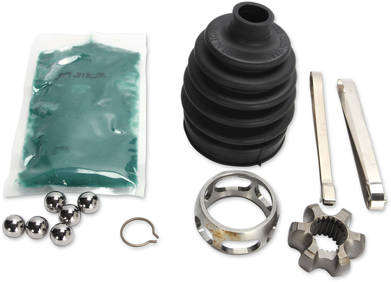 Moose Utility Front and Rear CV Rebuild Kit (Inboard and Outboard) - hardcoremx.com