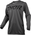 THOR Pulse Smoke Jersey - hardcoremx.com