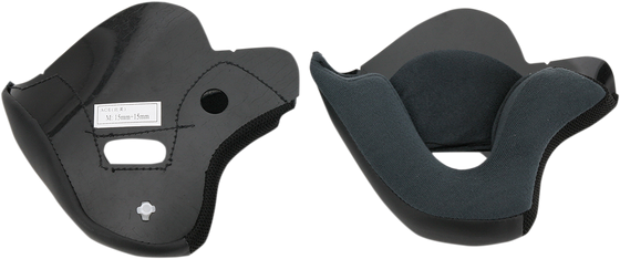 Ace Helmet Cheek Pads Z1R - hardcoremx.com