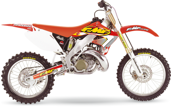 FMF Gold Series Fatty™ Pipe - hardcoremx.com