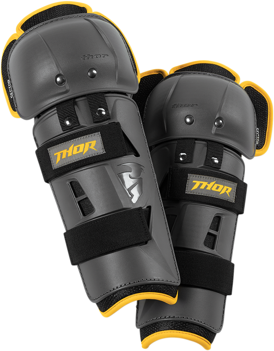 THOR Youth Sector GP Knee Guards - hardcoremx.com