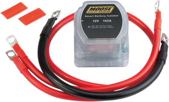 Moose Utility Battery Isolator Kit - hardcoremx.com