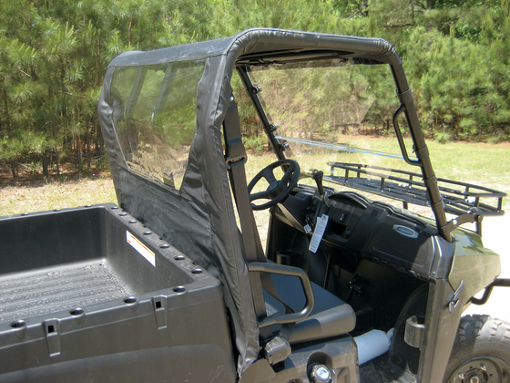 Moose Utility Soft Top with Rear Panel - hardcoremx.com