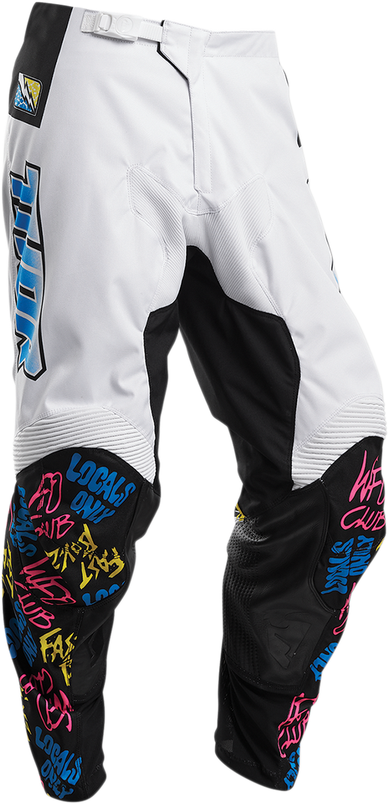 THOR Youth Pulse Fast Boyz Pants - hardcoremx.com