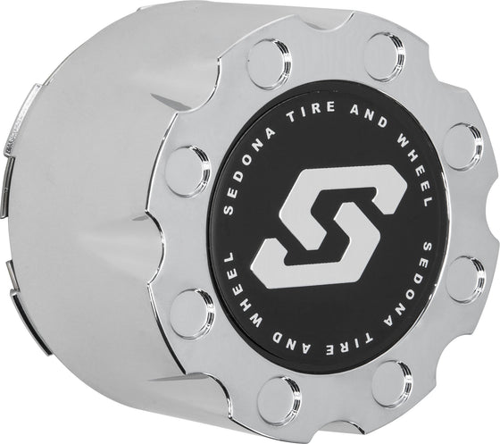 Sedona Chrome Replacement Cap - hardcoremx.com