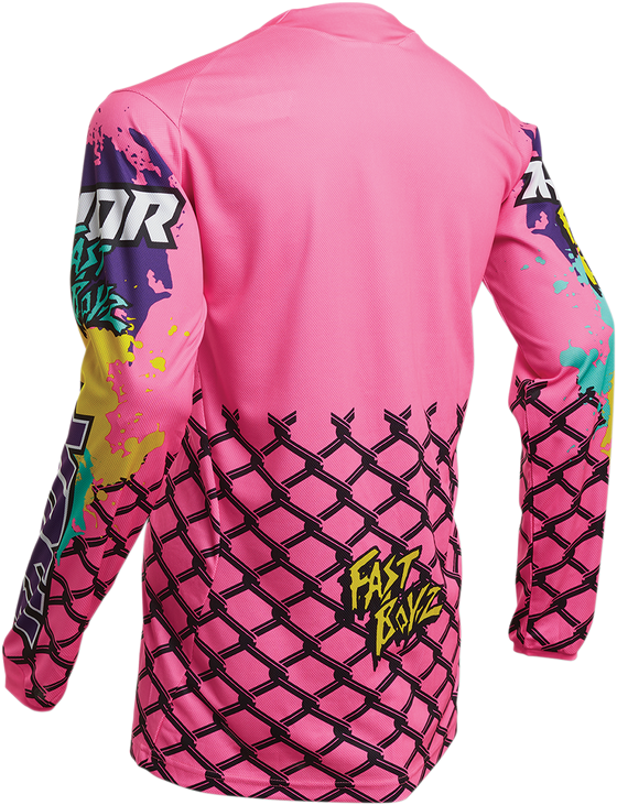 THOR Youth Pulse Fast Boyz Jersey - hardcoremx.com