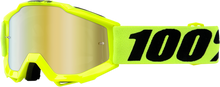 100% Accuri Junior Goggles — Mirrored Lens - hardcoremx.com