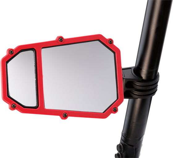 Moose Utility Side Mirror Accent Plate - hardcoremx.com
