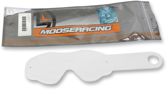 Moose RacingQualifier Youth Goggle Tear-Offs - hardcoremx.com