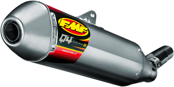 FMF Q4 Hex Slip-On Muffler - hardcoremx.com