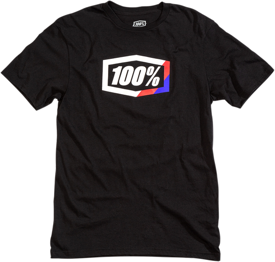100% Youth Stripes T-Shirt - hardcoremx.com
