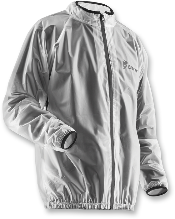 THOR Clear Rain Jacket - hardcoremx.com